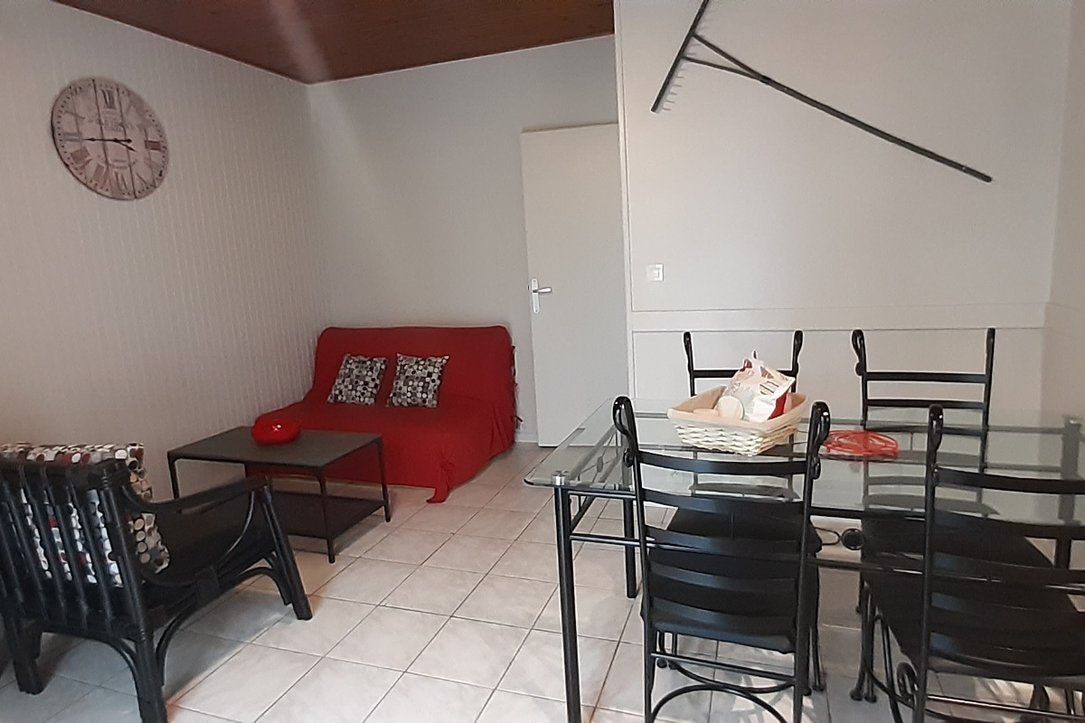 Gîte Plouraboué_La Borde - Location de vacances - Navailles-Angos