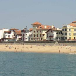 Grande plage Saint-Jean-de-Luz - Location de vacances - Saint-Jean-de-Luz