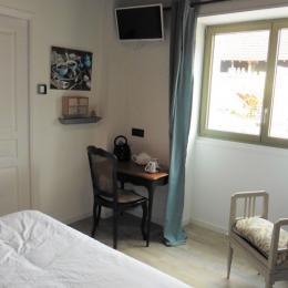 Chambre Capucine_Arzacq-Arraziguet - Chambre d'hôtes - Arzacq-Arraziguet