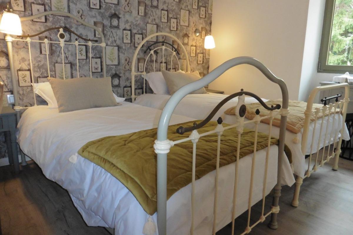 Chambre Iris_Arzacq-Arraziguet - Chambre d'hôtes - Arzacq-Arraziguet