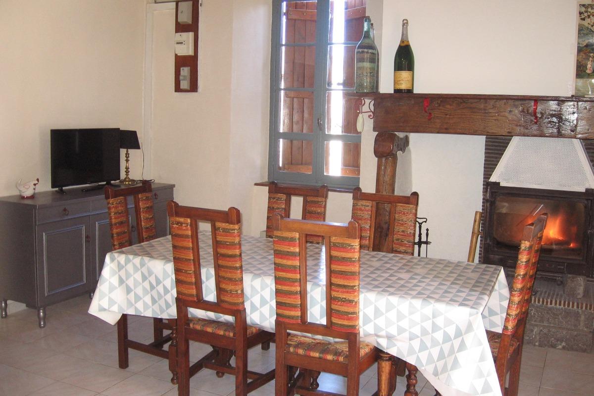 cuisine - Location de vacances - Ségus
