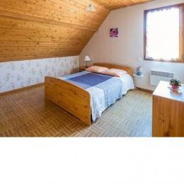 Chambre 1 - Location de vacances - Julos