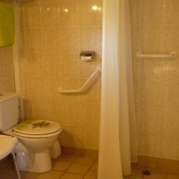 Salle de bain - Location de vacances - Ger