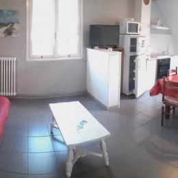 Salle d'eau (Wc + Douche) - Location de vacances - Aspin-en-Lavedan