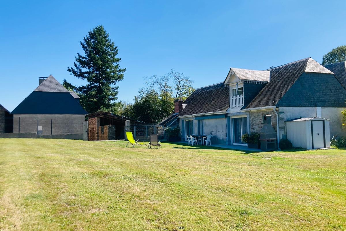 Cuisine Bar - Location de vacances - Ossun-ez-Angles
