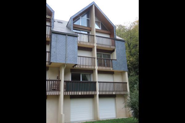 balcon 1er étage - Location de vacances - Saint-Lary-Soulan