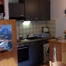 cuisine (1) - Location de vacances - Saint-Lary-Soulan