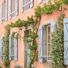 façade sud - Chambre d'hôtes - Vic-en-Bigorre