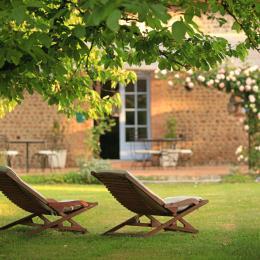côté Jardin - Chambre d'hôtes - Vic-en-Bigorre