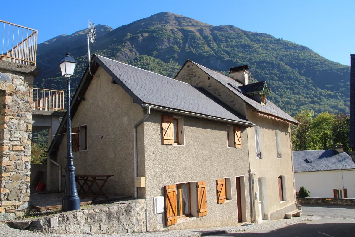 Gîte Sassis - Location de vacances - Luz-Saint-Sauveur