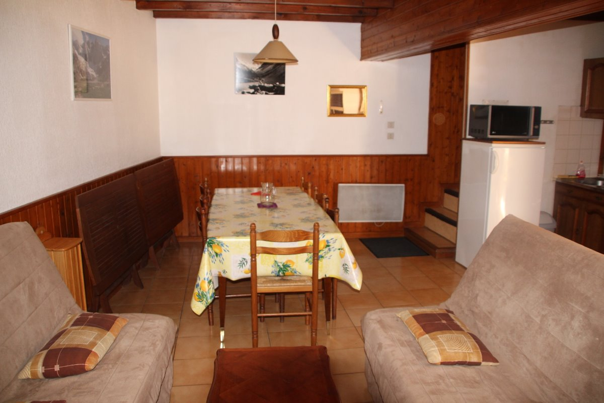 Pièce à vivre - Location de vacances - Luz-Saint-Sauveur