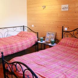 Chambre 1 - Location de vacances - Gèdre