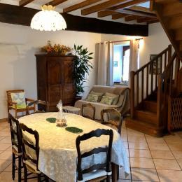 Chambre parentale - Master's bedroom - Location de vacances - Viger