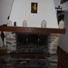 Cheminée - Location de vacances - Sainte Marie De Campan