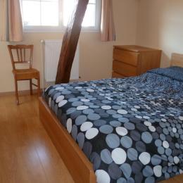 Chambre 2 - Location de vacances - Ilheu