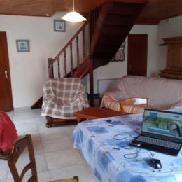 espace repas - Location de vacances - Luz-Saint-Sauveur