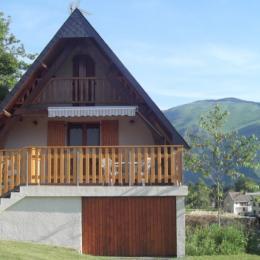 Le chalet - Location de vacances - Sainte Marie De Campan