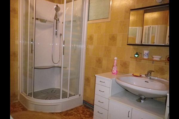 salle de bain étage - Location de vacances - Arreau