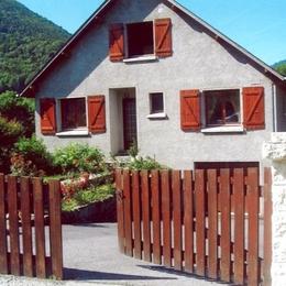 entrée maison - Location de vacances - Arreau