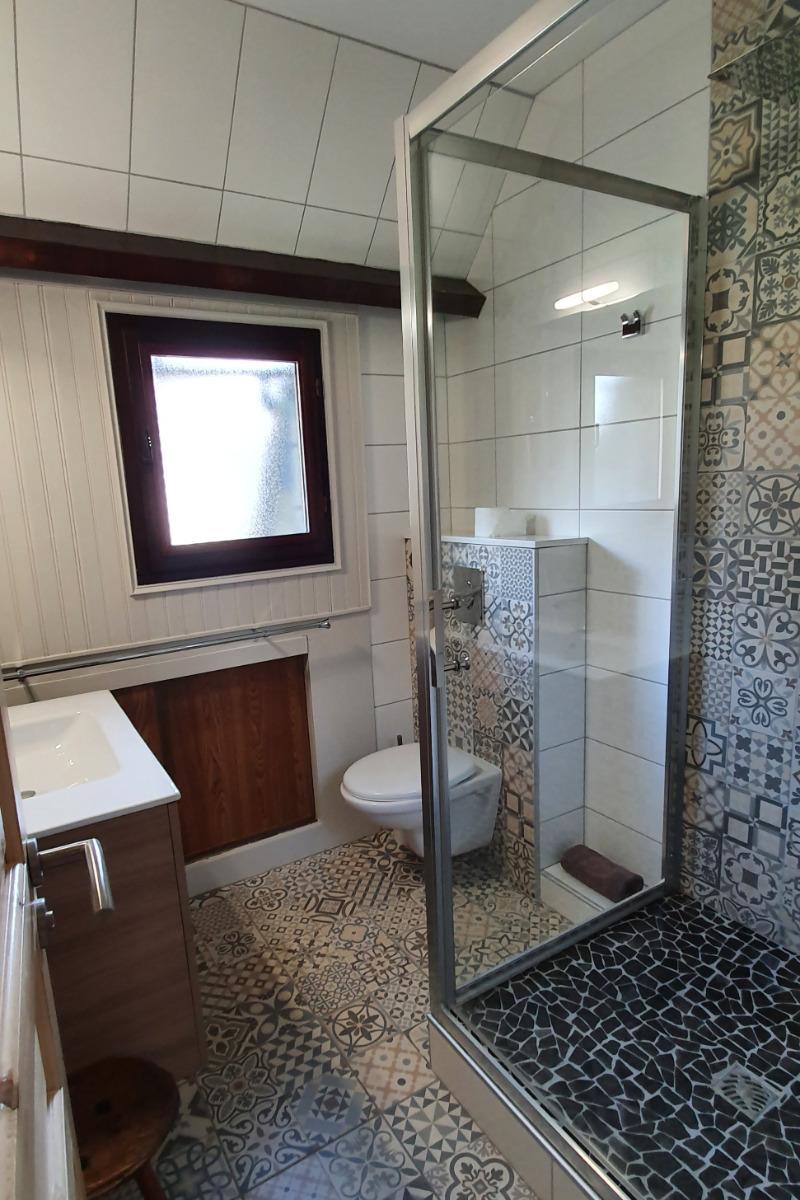 Salle de douche (1er étage)