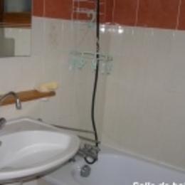 Salle d'eau - Location de vacances - Cauterets