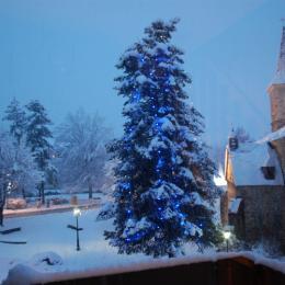 ... en restant bien au chaud pour Noël - Location de vacances - Saint-Lary-Soulan