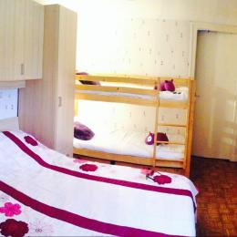 Chambre - Location de vacances - Gèdre