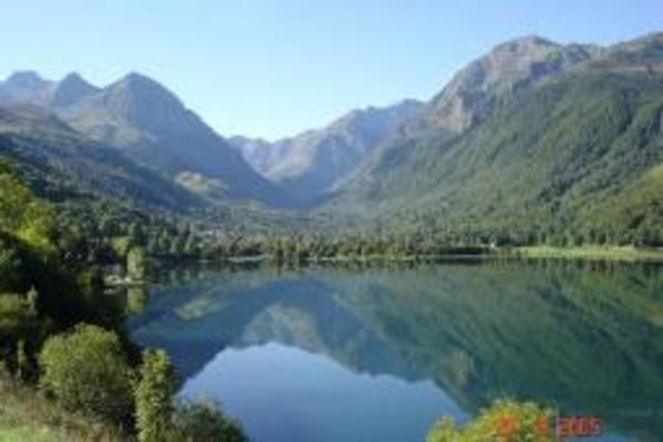 Le Lac - Location de vacances - Loudenvielle