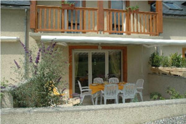 Terrasse et Balcon  - Location de vacances - Loudenvielle