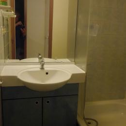 la salle d'eau - Location de vacances - Luz-Saint-Sauveur