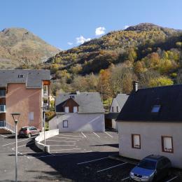 Le parking privé - Location de vacances - Luz-Saint-Sauveur