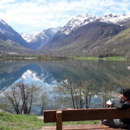 Lac de Génos-Loudenvielle - Location de vacances - Loudenvielle