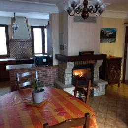 chambre au nord - Location de vacances - Luz-Saint-Sauveur