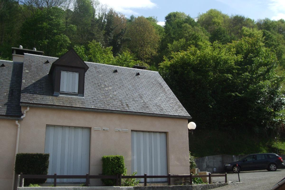 Facade principale - Location de vacances - Luz-Saint-Sauveur