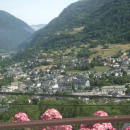 Paysage devant mon logement - Location de vacances - Luz-Saint-Sauveur