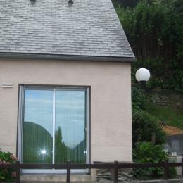 Façade côté Luz Saint Sauveur - Location de vacances - Luz-Saint-Sauveur