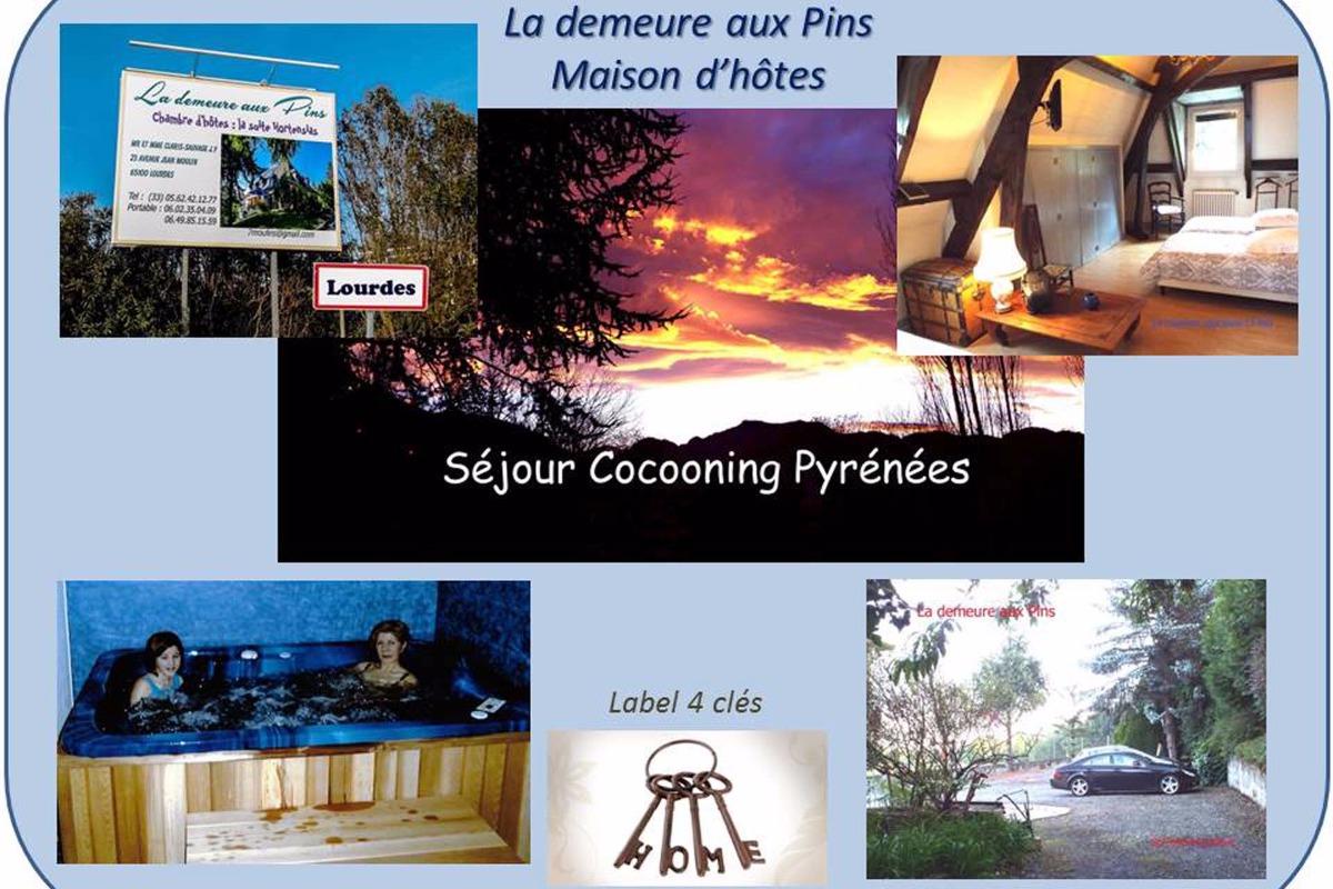 Un plus les séjours Cocooning - Chambre d'hôtes - Lourdes