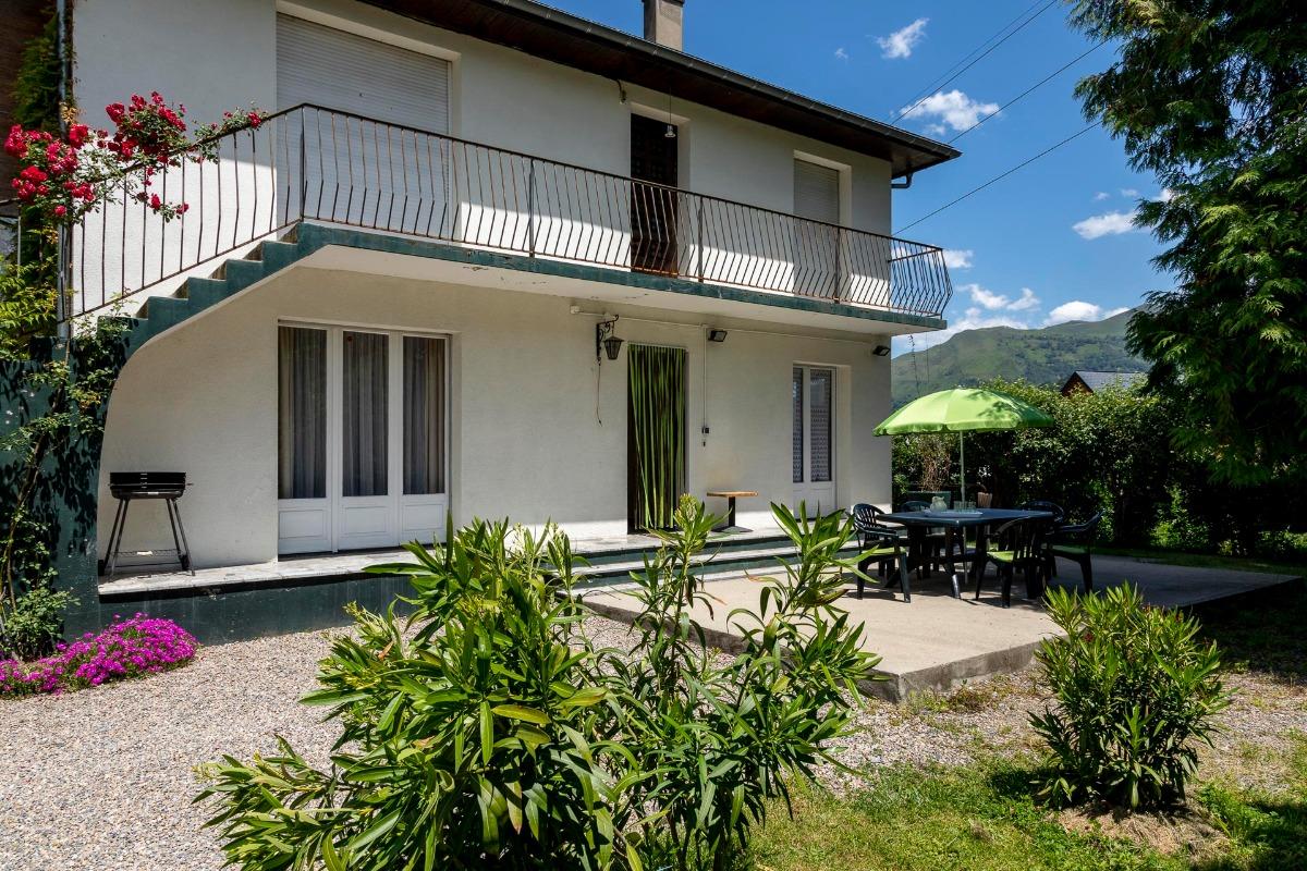 La terrasse du gite - Location de vacances - Argelès-Gazost