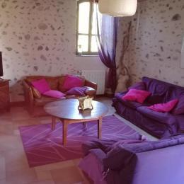 espace détente salon+jeux+wifi - Location de vacances - Anères
