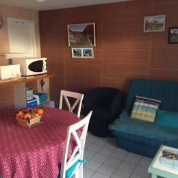 salon - Location de vacances - Argelès-Gazost