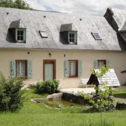 photo d'accueil - Location de vacances - Lortet