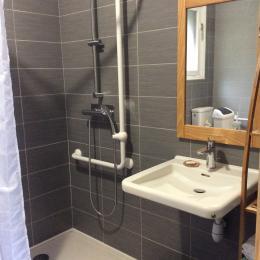 Salle de bain - Location de vacances - Camous