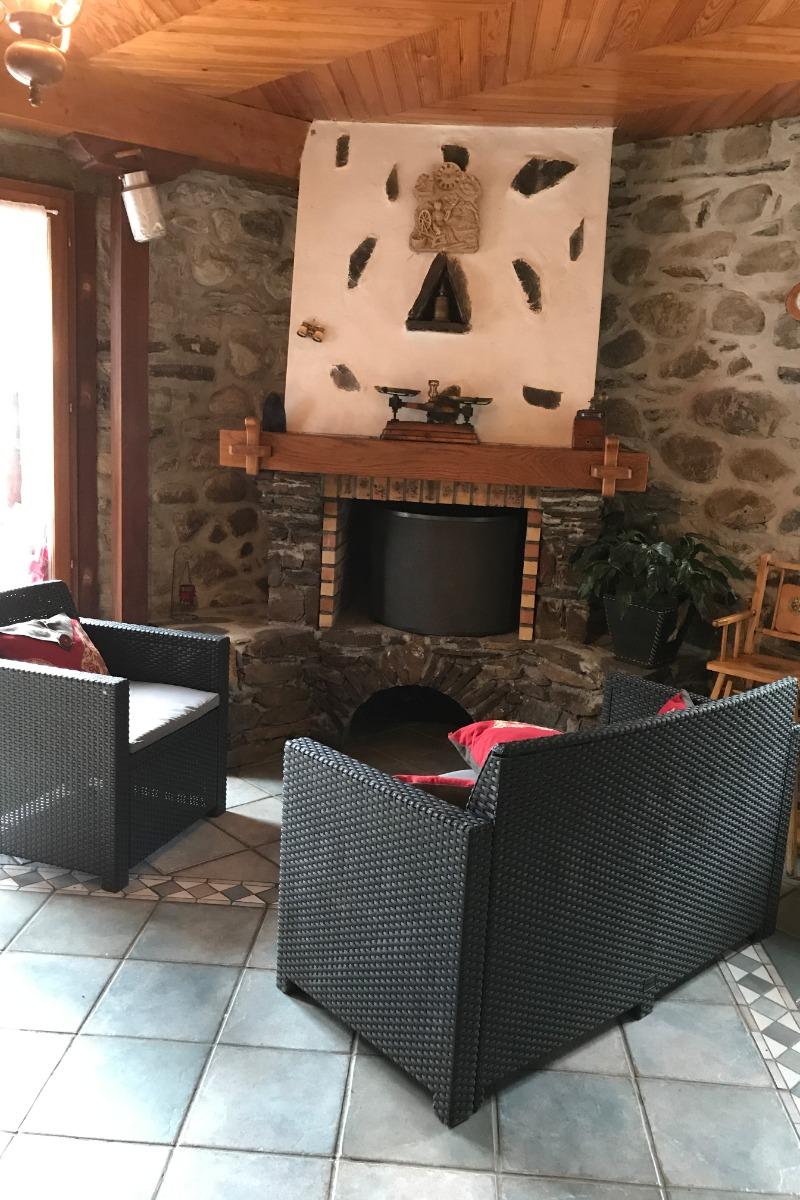 salon - Location de vacances - Betpouey
