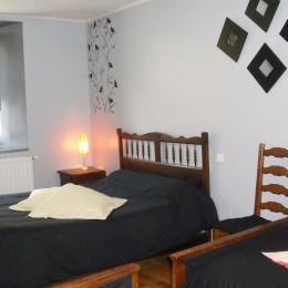Chambre en rez de chaussée - Location de vacances - Betpouey