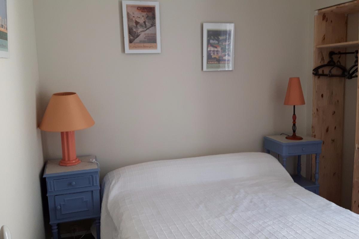 La chambre coté jardin - Location de vacances - Arreau