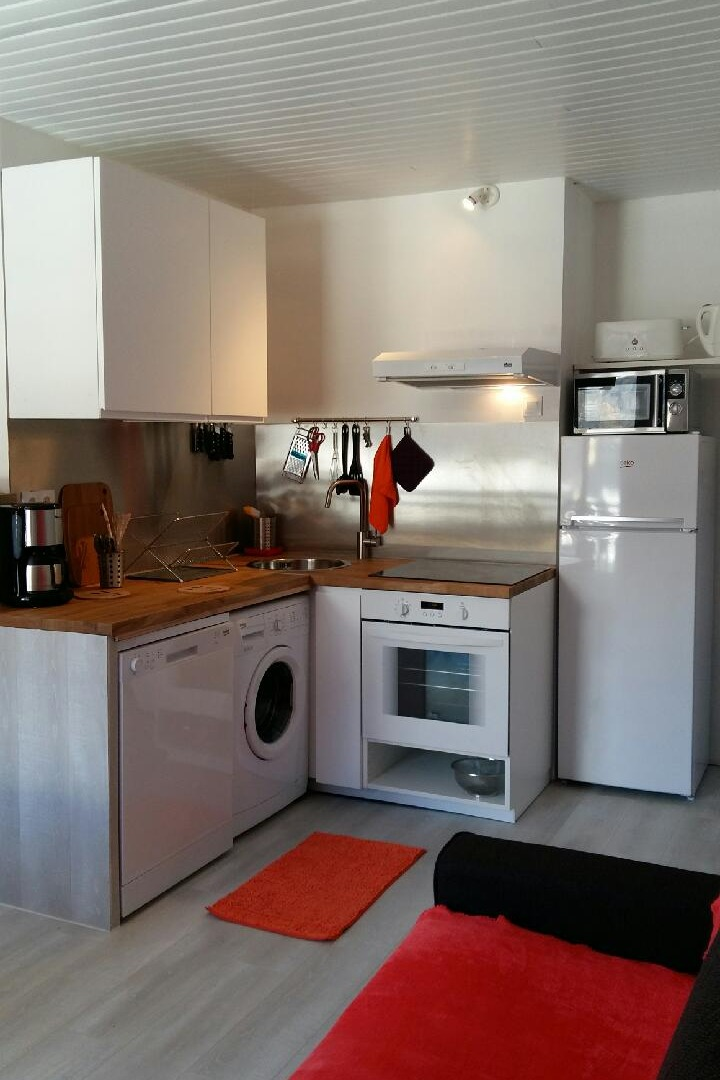Location Appartement Luz Saint Sauveur