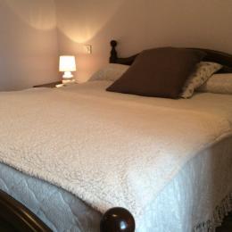 Chambre 1 - Suite parentale au rez de chaussée - Location de vacances - Villelongue