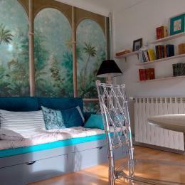 Le salon 2 - Location de vacances - Lourdes