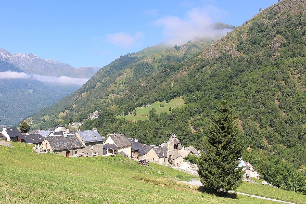 le village de Betpouey - Location de vacances - Betpouey