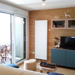 Salon cocooning - Location de vacances - Loudenvielle